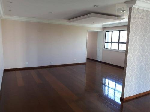 Apartamento Com 3 Dormitórios À Venda, 181 M² Por R$ 980.000,00 - Boqueirão - Santos/sp - Ap2281