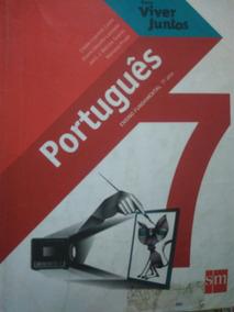 Livro Pra Viver Juntos - Portugues 7 Ano