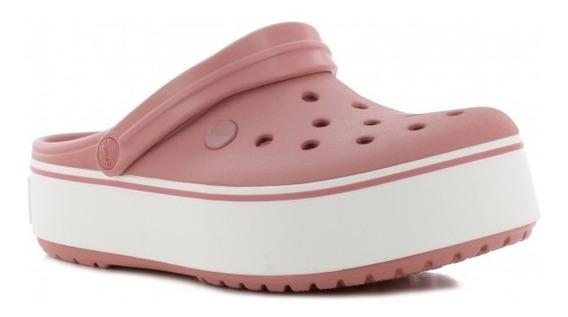 Crocs Plataforma Originales