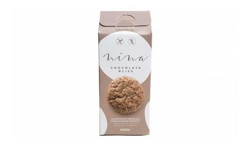 Nina - Galletitas Chocolate Bliss X 100g