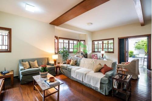 Imagem 1 de 30 de Casa À Venda, 300 M² Por R$ 3.900.000,00 - Jardim Das Bandeiras - São Paulo/sp - Ca0162