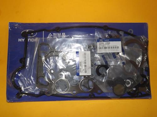 Juego De Empacadura Original Hyundai Getz Accent 2091026e00