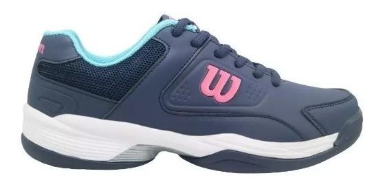 Zapatillas Wilson Mujer Game 2.0 Tenis / 6 Cuotas S/interes!