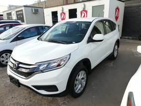 Honda Cr-v 2.4 Lx Mt 2016