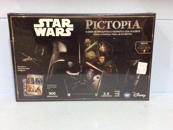 Star Wars Pictopia Jogo Da Grow Ref 03349