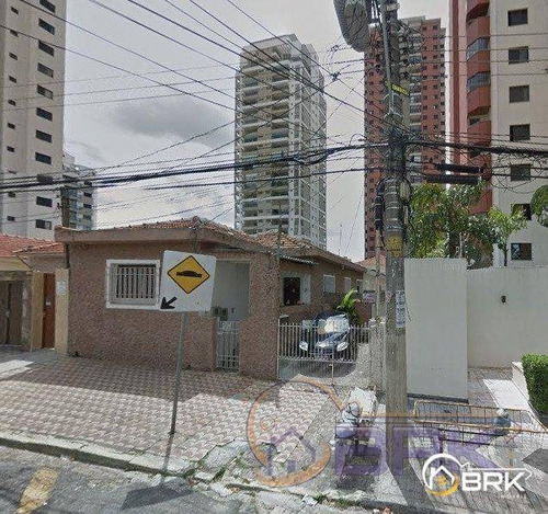 Imagem 1 de 11 de Terreno À Venda, 500 M² Por R$ 2.000.000,00 - Vila Regente Feijó - São Paulo/sp - Te0019