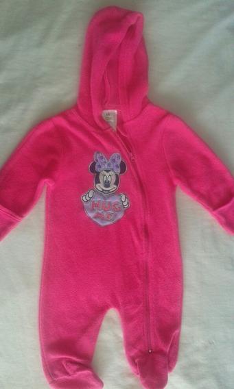 Pijama Mameluco Enterizo Para Bebe Niña Disney Minnie Mouse