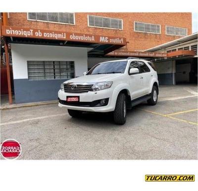 Toyota Fortuner Automático Blindada