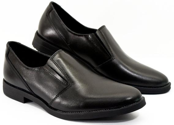 Zapato Vestir Pianino Niño De Cuero Art. 5002 Calzados Susy