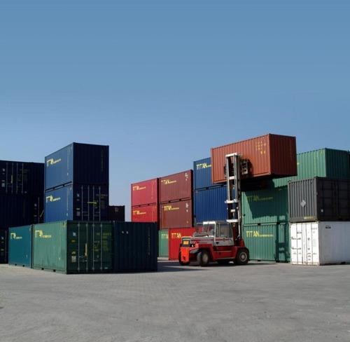 Contenedores Marítimos Containers Nacionalizados 40' Rio Neg