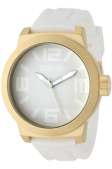 Outlet Reloj Kenneth Cole Mujer Quarzo Pulso Cucho
