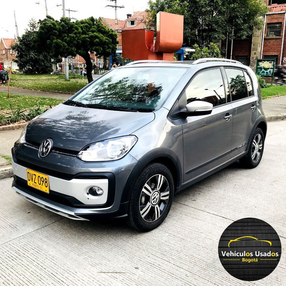 Volkswagen Cross Up 1.0l Mt 1000cc 2ab Abs Modelo 2018