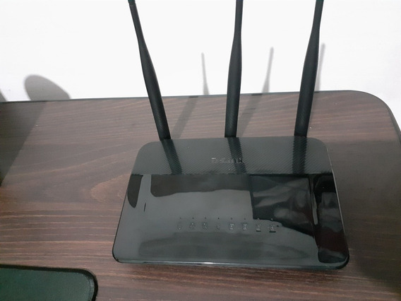 Roteador Usado Wireless Ac 750mbps Dir-809