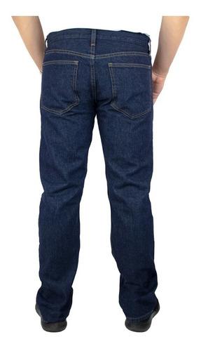 Pantalon De Mezclilla Industrial 14 Onzas Trabajo Uso Rudo Mercado Libre
