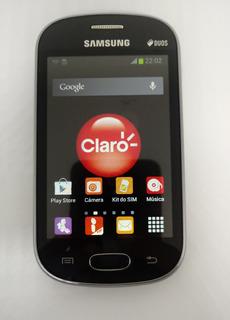 Samsung Galaxy Fame Lite Duos S6792l Original Preto Vitrine