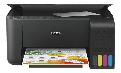 Impresora Epson L3150 Multifuncion Ecotank   Chorro De Tint