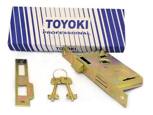 Cerradura Para Puerta Modelo Cy99-3 Toyoki Lh-1914