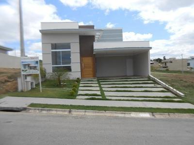 Casa Residencial À Venda, Condomínio Campos Do Conde, Sorocaba. - Ca4040