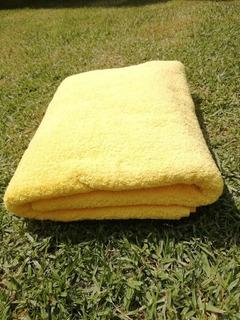 Paquete Toallas De Baño Amarilla