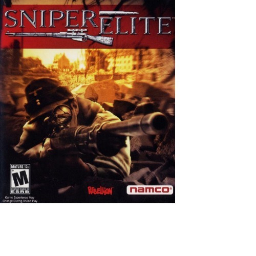 Sniper Elite -pc-dvd(midia Fisica)