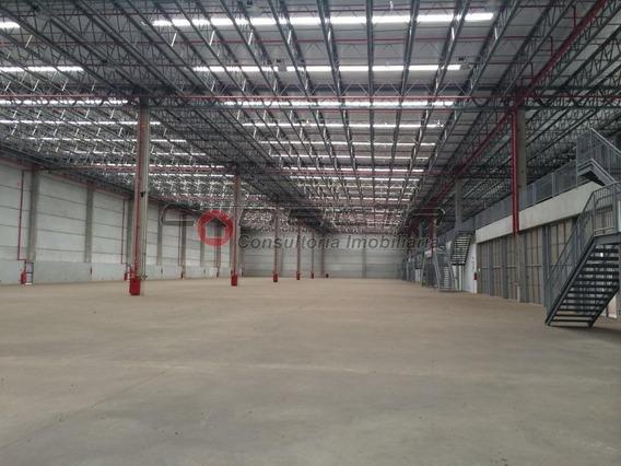 Galpão Industrial Para Locação, Jardim Santa Esmeralda, Hortolândia - Ga0360. - Ga0360