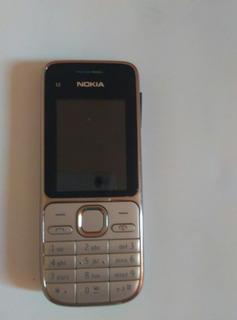 Teléfono Nokia C2-01 Para Repuesto