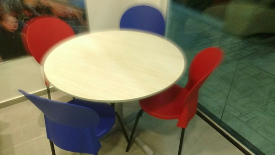 Conjunto De 4 Cadeiras Para Escritório Valor Individual