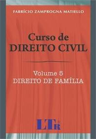 Curso De Direito Civil, V.5