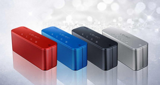Parlante Portátil Samsung Level Mini Box Bluetooth