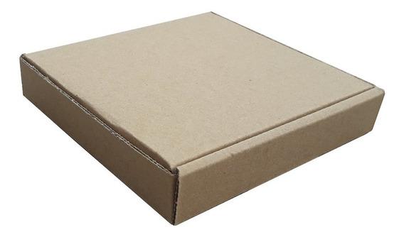 300 Caixas De Papelão 14x13x2,5 Cm
