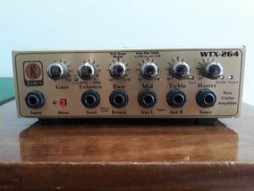 Amplificador David Eden Wtx264(cabeçote Wtx264)