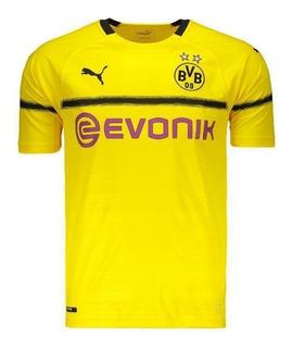 Camisa Puma Borussia Dortmund 2019 Cup