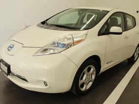 Nissan Leaf 5p Electrico 24 Kwh/90 Kw