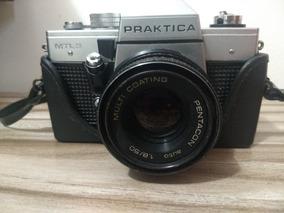 Câmera Fotográfica Praktica 35mm Fabricação Alemanha