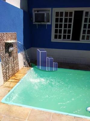 Casa Para Locação Em Rio De Janeiro, Guaratiba - Loccs16926