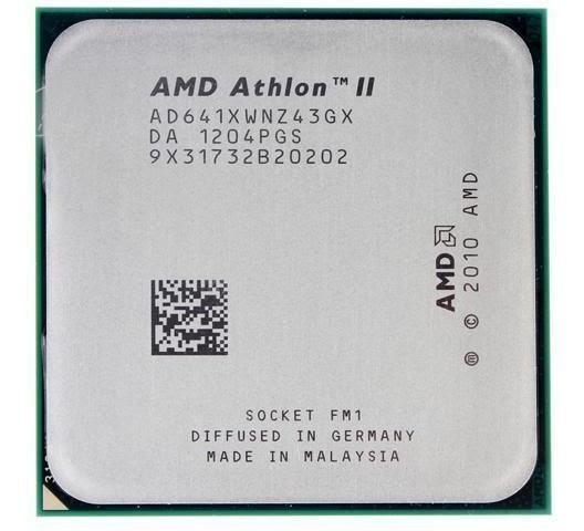 Processador Amd Athlon Il X4 641 Quad Core Socket Fm1