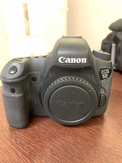 Canon 6d Mark - Único Dono