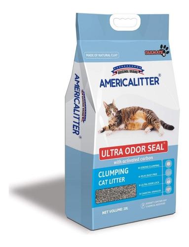 Arena America Litter 15 Kg + Envio* (ver Comunas) Pet Time