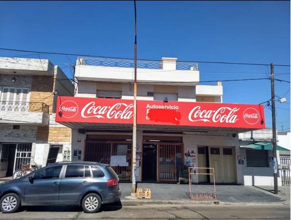 Venta Local Comercial + Departamento De 4 Ambientes
