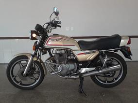 Honda Cb 400 Ii _ Relíquia - 1983