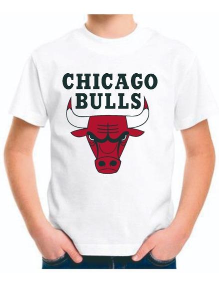 Remera Chicago Bulls Nba