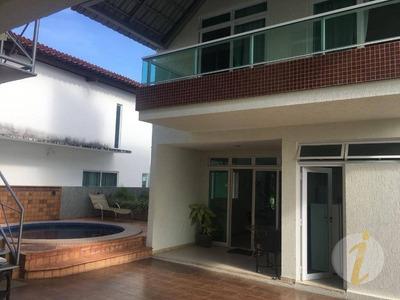 Casa Com 4 Dormitórios À Venda, 345 M² Por R$ 1.600.000 - Intermares - Cabedelo/pb - Ca1478