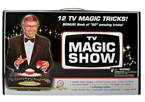 Tv Magic Set De Marshall Brodien