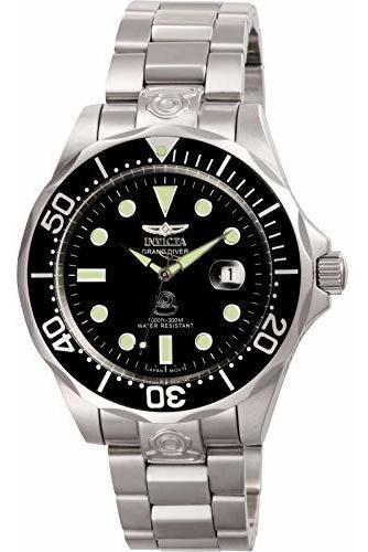 Invicta 3044 Grand Diver - Reloj Automático Para Hombre (ace