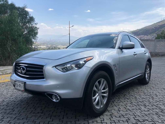 Infiniti Qx70 3.7 Seduction At 2016