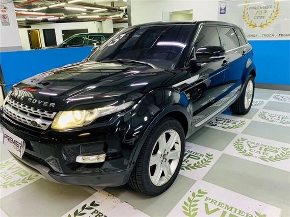 Land Rover Range Rover Evoque 2.0 Prestige Coupé 4wd 16v Gas