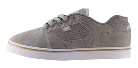 Tênis Feminino Skate Hocks Flat Lite Grey Original + Frete