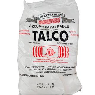 Azucar Impalpable Talco 1 Kg