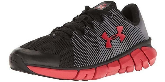 Under Armour X Level Scramjet Remix - Negro - Para Niño