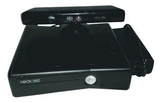 Xbox 360 2tb Cargado Con 300 Juegos De Xbox 360 1 Control Alambrico